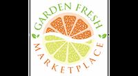 A theme logo of Garden Fresh Marketplace